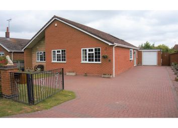 Thumbnail 4 bed detached bungalow for sale in Bells Drove, Sutton St James, Near Spalding