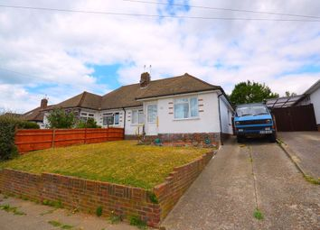 Thumbnail 3 bed semi-detached bungalow for sale in Sherwood Road, Seaford