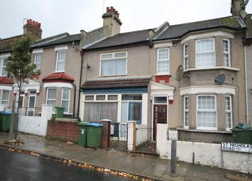 Thumbnail 3 bed terraced house to rent in St Nicholas Road, Plumstead