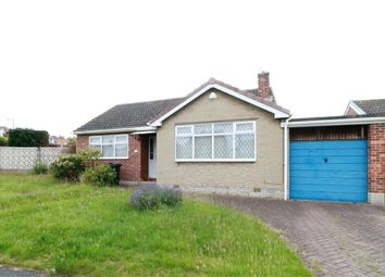 Thumbnail 4 bed detached bungalow for sale in Rocklea Close, Swinton, Mexborough, South Yorkshire, uk