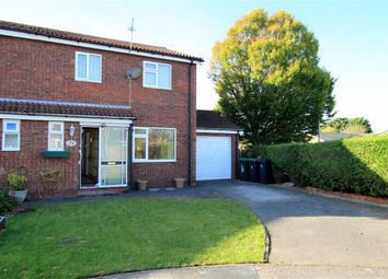 Thumbnail 3 bed semi-detached house for sale in Saffron Drive, Highcliffe, Christchurch, Dorset