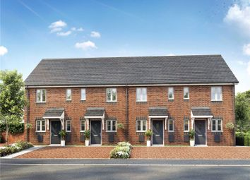 Thumbnail 2 bed terraced house for sale in Eastward Rise, Malvern, Worcestershire