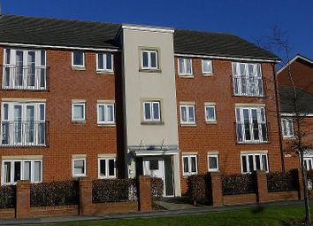 Thumbnail 2 bedroom flat for sale in Dunoon Drive, Wolverhampton