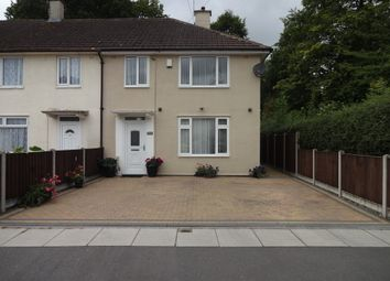 Thumbnail 3 bed end terrace house for sale in Cordery Road, Leicester, Leicestershire