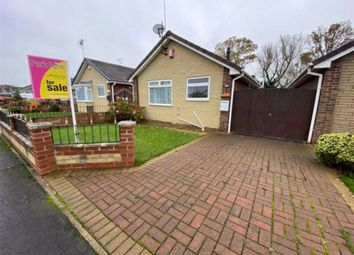 Thumbnail 2 bed detached bungalow for sale in Grampian Way, Thorne, Doncaster