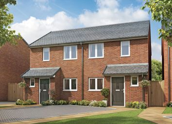 """Thumbnail 2 bedroom semi-detached house for sale in """"The Coppice I"""" at High Street, Riddings, Alfreton"""