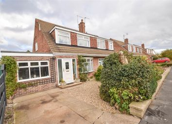 Thumbnail 4 bed semi-detached house for sale in Fairway, Keyworth, Nottingham
