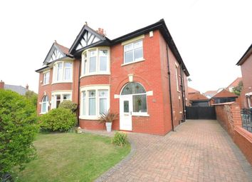 Thumbnail 4 bed semi-detached house for sale in The Boulevard, St Annes, Lytham St Annes, Lancashire