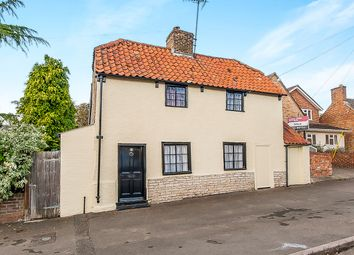 Thumbnail 2 bed cottage for sale in North Street, Stilton, Peterborough