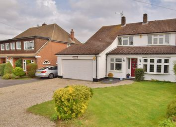 Thumbnail 4 bed detached house for sale in London Road, Billericay