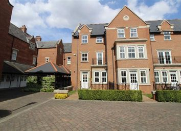 Thumbnail 4 bed terraced house for sale in Princess Mary Court, Jesmond, Newcastle Upon Tyne