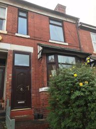 Thumbnail 3 bed terraced house for sale in Clifton Road, Prestwich, Manchester