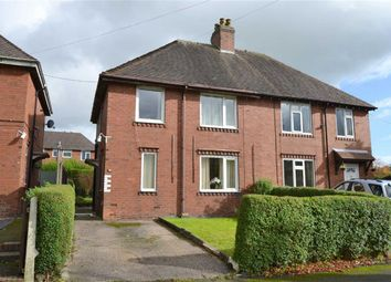 Thumbnail 3 bed semi-detached house for sale in Beatty Road, Leek