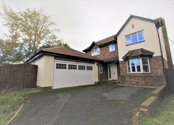 Thumbnail 4 bed detached house for sale in Cresta Grove, Michaelston-Super-Ely, Cardiff