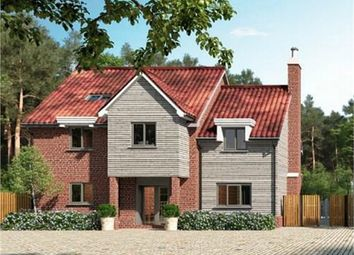 Thumbnail 5 bed detached house for sale in Brington Road, Old Weston, Huntingdon