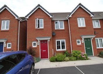 Thumbnail 3 bed end terrace house for sale in Clos Honddu, Bettws, Newport