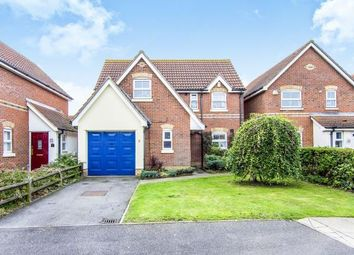 Thumbnail 4 bed detached house for sale in Fyfield Drive, South Ockendon