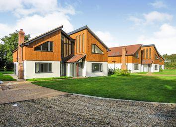 Thumbnail 5 bedroom detached house for sale in Leys Lane, Attleborough