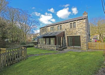 5 bed detached house for sale in Bar Lane, Ripponden, Sowerby Bridge HX6
