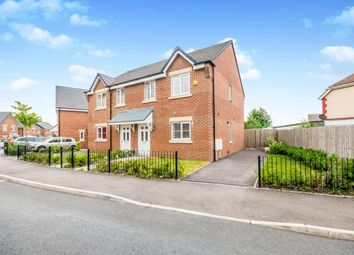 Thumbnail 2 bedroom semi-detached house for sale in Beddows Road, Walsall, West Midlands