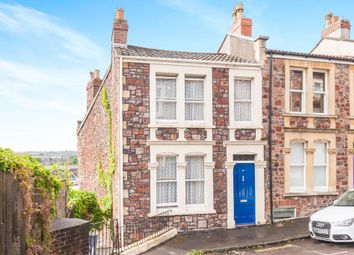 Thumbnail 3 bed end terrace house for sale in Southernhay Avenue, Clifton Wood, Bristol