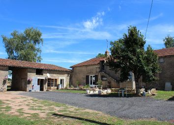 Thumbnail 2 bed farmhouse for sale in Poitou-Charentes, Vienne, Le Vigeant
