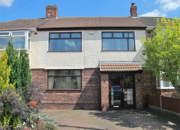 Thumbnail 3 bed town house for sale in North Manor Way, Woolton, Liverpool, Merseyside