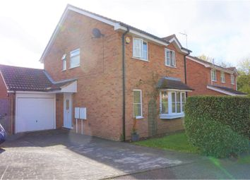 Thumbnail 4 bed detached house for sale in Stonegate, Bancroft