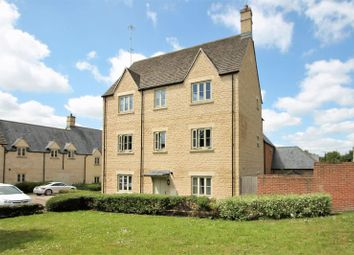 Thumbnail 2 bed flat for sale in Cross Close, Cirencester, Gloucestershire.