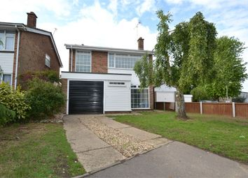 Thumbnail 4 bedroom detached house to rent in Grantham Road, Great Horkesley, Colchester, Essex