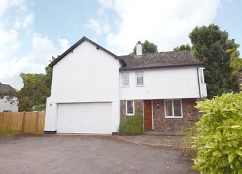 Thumbnail 4 bed detached house to rent in Clyst St. Mary, Exeter