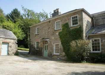 Thumbnail 3 bed cottage to rent in Glynn, Bodmin