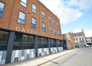 Thumbnail 2 bed flat to rent in Cathedral View, Wentworth Street, City Centre