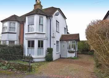 Thumbnail 2 bed semi-detached house for sale in Sutton Street, Bearsted, Maidstone