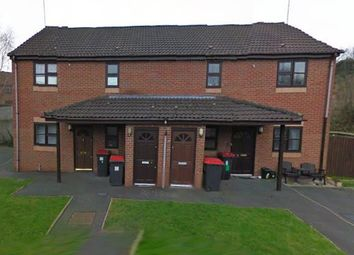 Thumbnail 1 bedroom flat to rent in Houlston Close, Telford