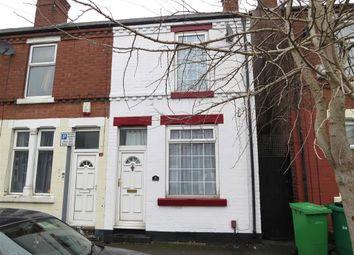 Thumbnail 2 bedroom end terrace house for sale in White Road, Basford, Nottingham