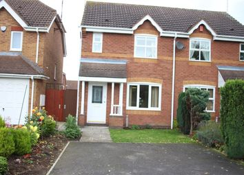 Thumbnail 3 bed property to rent in Landseer Drive, Hinckley, Leicestershire