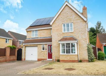 Thumbnail 4 bedroom detached house for sale in Worlingham, Beccles, Suffolk