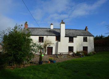 Thumbnail 4 bed farmhouse for sale in Stoney Cross, Bideford