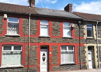 Thumbnail 2 bed terraced house for sale in Nantgarw Road, Caerphilly