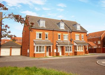 Thumbnail 4 bed semi-detached house for sale in Blackhaugh Drive, Seaton Delaval, Whitley Bay