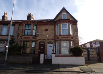 Thumbnail 4 bed property to rent in St. Johns Road, Liverpool