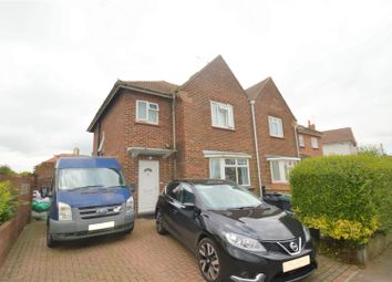 Thumbnail 3 bedroom semi-detached house to rent in Christianfields Avenue, Gravesend