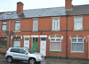 Thumbnail 3 bedroom terraced house to rent in Burton Road, Dudley