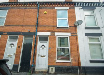 Thumbnail 2 bed terraced house for sale in Hall Street, Alvaston, Derby