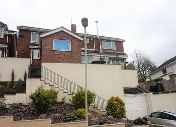 Thumbnail 4 bedroom detached house for sale in View Drive, Oakham