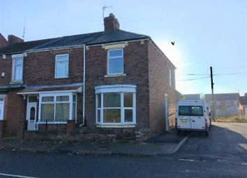 Thumbnail 2 bed terraced house to rent in Fallowfield Terrace, South Hetton, Durham
