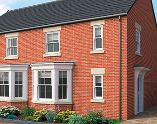 Thumbnail 3 bedroom semi-detached house for sale in Calder Fields, Standbridge Lane, Wakefield, West Yorkshire