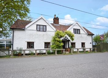 Thumbnail 3 bed cottage for sale in School Road, Pentlow, Sudbury