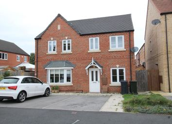 Thumbnail 2 bedroom semi-detached house for sale in Clarke Avenue, Dinnington, Sheffield